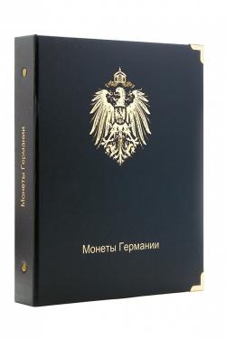 Альбом для регулярных монет Германии фото