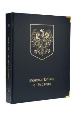 Альбом для монет Польши начиная с 1923 года фото