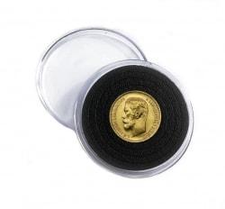Универсальные капсулы со вставками от 16 до 40 мм (черные) фото