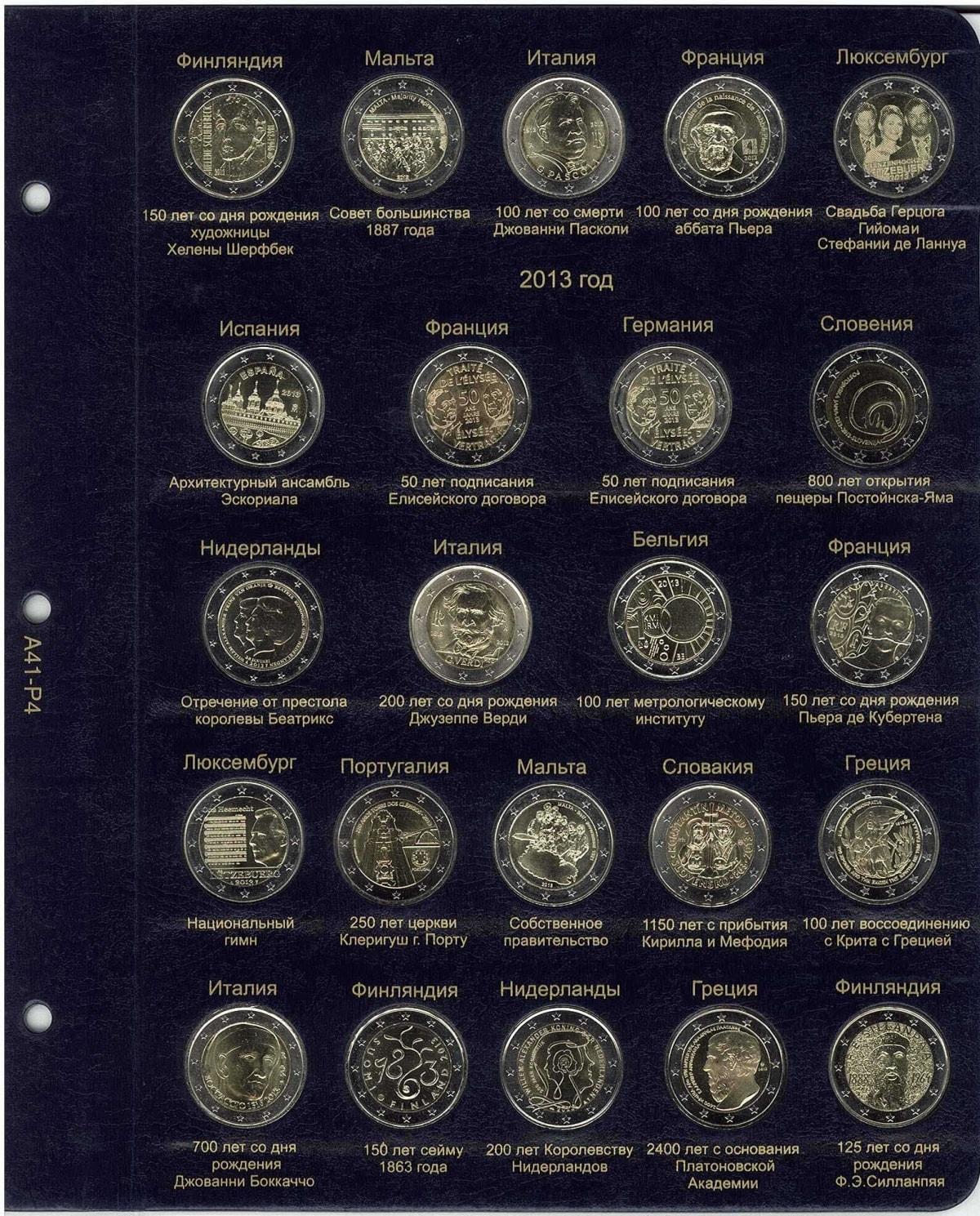 Альбом монет всех стран монета таиланд 2 бата