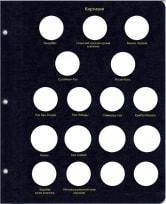 Альбом для юбилейных монет СНГ (новая редакция с Приднестровьем) / страница 4 фото