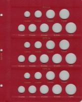 Альбом для монет СССР регулярного чекана 1961-1991 гг. / страница 5 фото