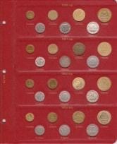 Альбом для монет РСФСР и СССР регулярного чекана 1921-1957 гг. / страница 8 фото