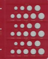 Альбом для монет СССР регулярного чекана 1961-1991 гг. / страница 8 фото
