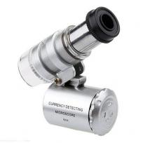 Микроскоп для монет, с подсветкой 45х/60х, стереоскопический / страница 2 фото