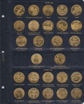 Альбом для юбилейных монет Польши 2 злотых / страница 7 фото