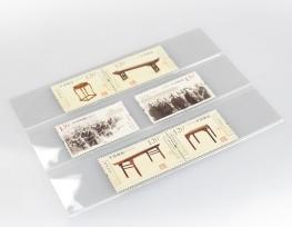 Карточки-кулисы для марок, прозрачные / страница 3 фото