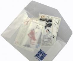 Конверты для хранения марок и банкнот (бумажные)  / страница 1 фото