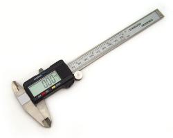 Штангенциркуль для измерения монет, электронный фото