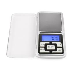 Карманные весы для монет 200 г фото