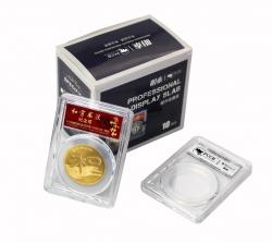 Слаб для монеты с силиконовой вставкой фото