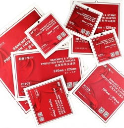 Конверты для хранения банкнот (бумажные) фото