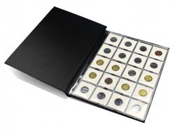 Альбом для 200 монет в холдерах фото