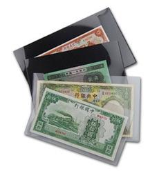 Холдер для хранения банкнот (чёрный) фото
