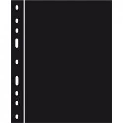 Пластиковый разделитель OPTIMA ZWL XL, черный фото