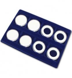 Лоток-дисплей для 8 монет фото