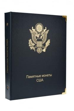 Альбом для юбилейных и памятных монет США фото