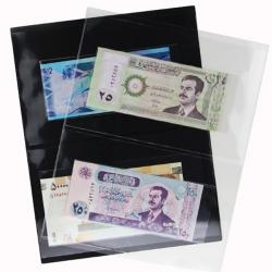 Лист для банкнот и марок PCCB, прозрачный фото