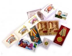 Пакеты для хранения марок фото