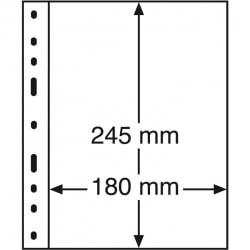 Лист для банкнот OPTIMA, 1 ячейка, прозрачный фото