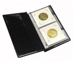Карманный альбом для 12 монет в холдерах / страница 3 фото