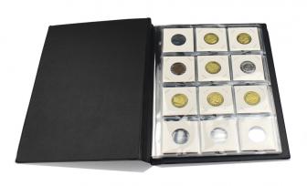 Альбом для 120 монет в холдерах / страница 5 фото