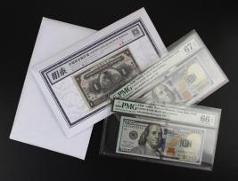 Пакеты для банкнот / страница 1 фото