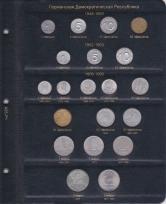 Альбом для регулярных монет Германии / страница 4 фото