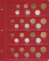 Альбом для монет РСФСР и СССР регулярного чекана 1921-1957 гг. / страница 3 фото