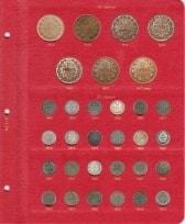 Альбом для монет Великого Княжества Финляндского в составе Российской Империи / страница 4 фото