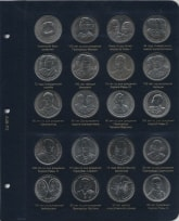 Альбом для монет Таиланда. II том / страница 2 фото
