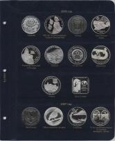 Альбом для памятных монет Республики Беларусь. Том I / страница 5 фото