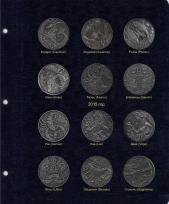 Альбом для памятных монет Республики Беларусь. Том II / страница 4 фото