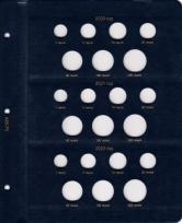 Альбом для монет регулярного чекана Республики Казахстан / страница 5 фото
