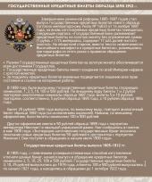 Альбом для банкнот Российской Империи с 1898 по 1917 гг. / страница 2 фото