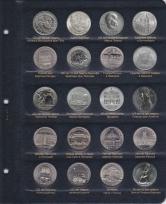 Альбом для юбилейных монет ГДР / страница 2 фото