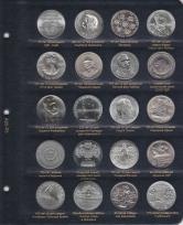 Альбом для юбилейных монет ГДР / страница 4 фото