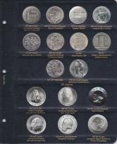 Альбом для юбилейных монет ГДР / страница 5 фото