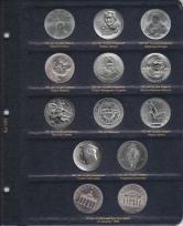 Альбом для юбилейных монет ГДР / страница 7 фото