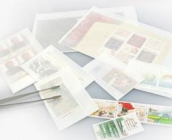 Конверты для хранения марок и банкнот (бумажные)  / страница 3 фото