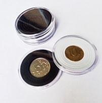 Универсальные капсулы со вставками от 16 до 40 мм (белые) / страница 1 фото