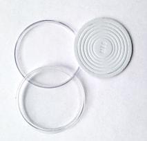 Универсальные капсулы со вставками 100 мм / страница 1 фото