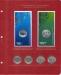 листы для монет Олимпиада 2014